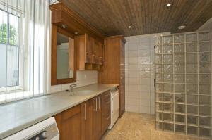A kitchen or kitchenette at Apart Hotel