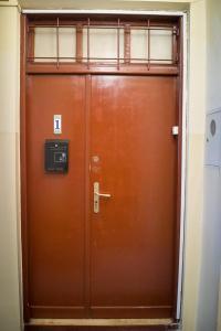 A bathroom at Home in Krakow Silvio's Apartments