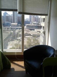 Vista general desde el apartamento