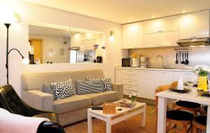 A cozinha ou kitchenette de Alfama Terrace