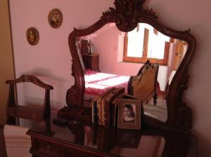Cama o camas de una habitación en Casica de Perintín