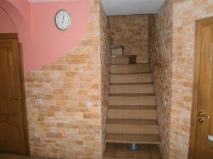 A bathroom at Kreslini