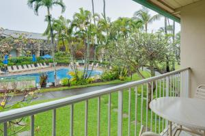 A view of the pool at Napili Shores Maui by Outrigger or nearby