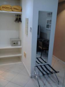 A kitchen or kitchenette at Flat Millenium