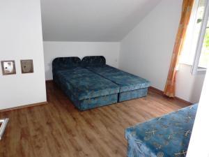 Postel nebo postele na pokoji v ubytování Traumblick Appartement am Balaton