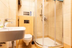 A bathroom at TopApartmany