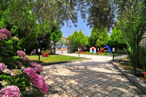 Children's play area at Erodios Studios