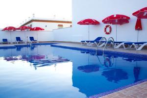 Πισίνα στο ή κοντά στο Villa la Dehesa