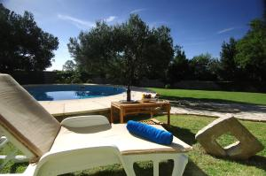 A view of the pool at Villa Tereza or nearby