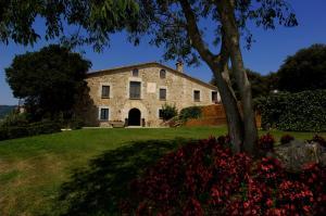 Een tuin van Mas Ferran
