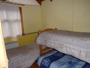 Una cama o camas cuchetas en una habitación  de Verde Sol