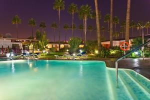 Het zwembad bij of vlak bij Relaxia Los Girasoles Bungalows