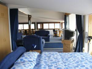 Гостиная зона в Villa Rustica