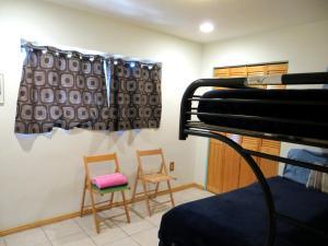 베가스 오아시스 객실 이층 침대