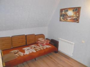 A seating area at Vacation Home on Dubrovskaya