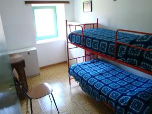 A bunk bed or bunk beds in a room at Lovely Mountain House