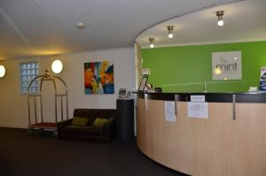 The lobby or reception area at Napoleon On Kent