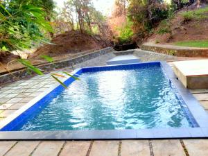 The swimming pool at or near Raintree