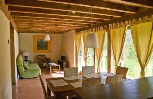 Posedenie v ubytovaní Alcabala del Viento