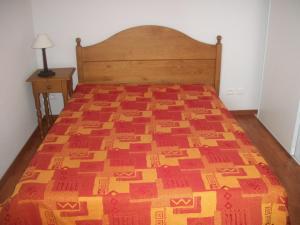 Un ou plusieurs lits dans un hébergement de l'établissement Appartement bonascre