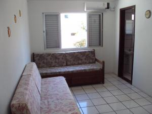 Zona de estar de Residencial João Brollo