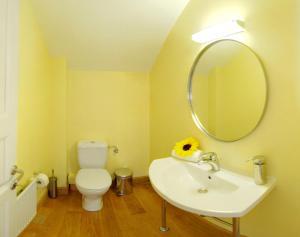 Kupatilo u objektu Corfu Luxury Villas