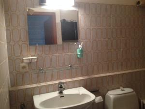 Ein Badezimmer in der Unterkunft Apartment Nord Vrie 8D