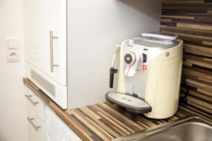 Küche/Küchenzeile in der Unterkunft Easyapartments Walker