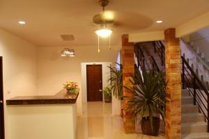 The lobby or reception area at The Seashore Kamala Service Apartment