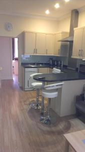 A kitchen or kitchenette at Wexford Town Apartment
