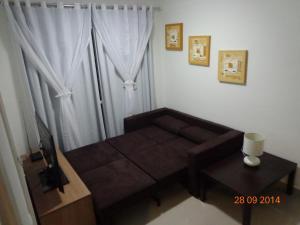 Cama ou camas em um quarto em VG Fun Residence - Fortaleza Flats