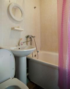 Ванная комната в Uyut Apartments Chekhova
