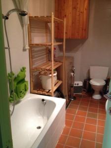 Ein Badezimmer in der Unterkunft Lermitage Oostduinkerke