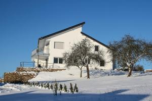 Wellness-Ferienhaus Eifel Feeling im Winter