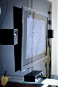 Et tv og/eller underholdning på Apartment Giuliano Vienna