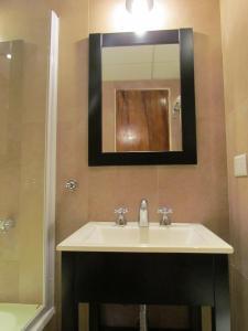 Un baño de Apartment Costas Del Nahuel