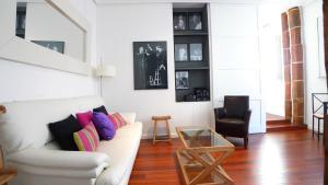 Zona de estar de Chic Rentals Ópera - Cuesta de Santo Domingo I