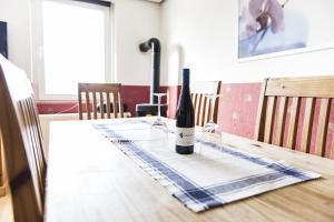 En restaurant eller et andet spisested på Casa Casimir