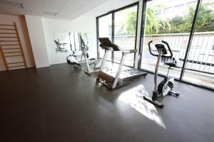 The fitness center and/or fitness facilities at All Suites Orly-Rungis - Aéroport