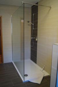 Ein Badezimmer in der Unterkunft Altstadtinsel-Regensburg