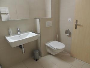 Ein Badezimmer in der Unterkunft Got Pintg 8
