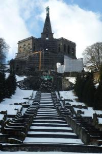 Vorderer Westen Kassel im Winter