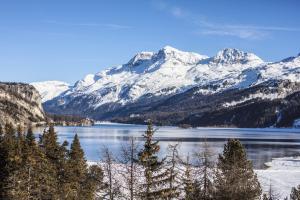 Maloja Palace Residence Engadin-St Moritz CO2-Neutral im Winter