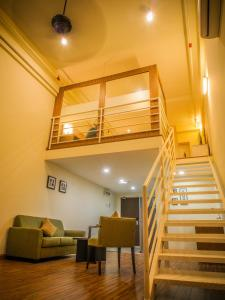 The lobby or reception area at CEO ( Executive Office Suites )