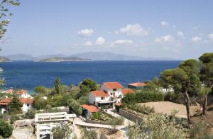 A bird's-eye view of Nina's House
