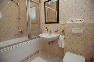 ห้องน้ำของ Apartamentai Vyta