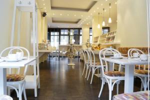 Ресторан / где поесть в HSH Hotel Apartments Mitte
