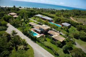 Uma vista aérea de Casa 10 -Txai Resort