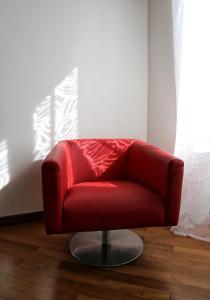 Zona de estar de Residenza Pomponio