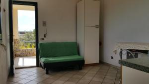 A seating area at Casa Vacanze Mari Pintau